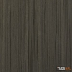TACO HPL TH 61 WM - Ash Zebrano Wood Matt
