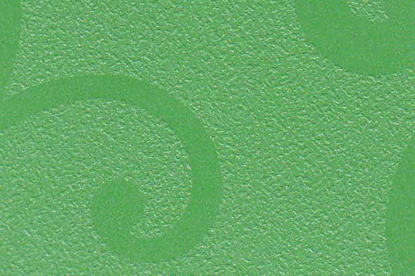Green Gloss Floral M 82556 Z